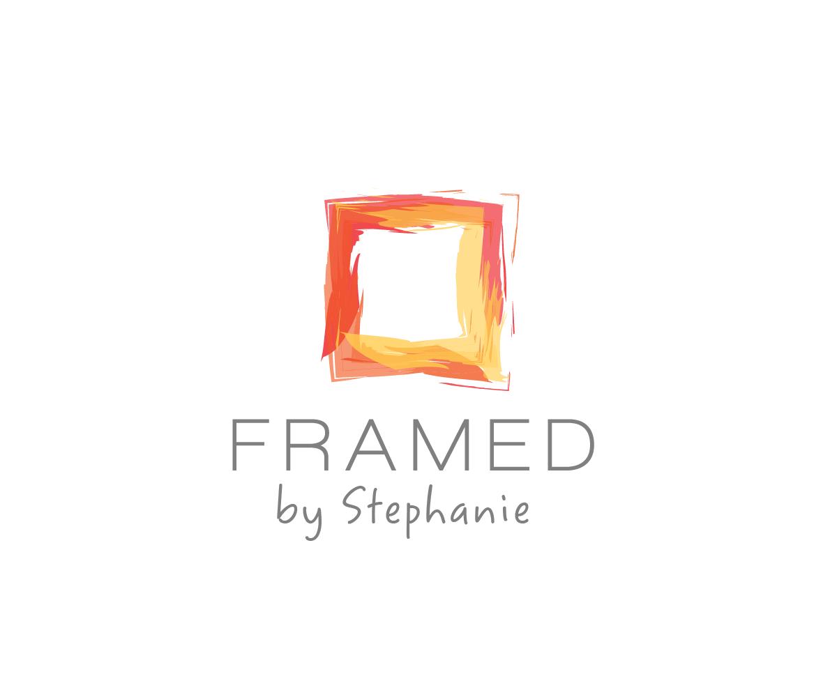 Conservative, Playful, Business Logo Design for Framed By Stephanie ...