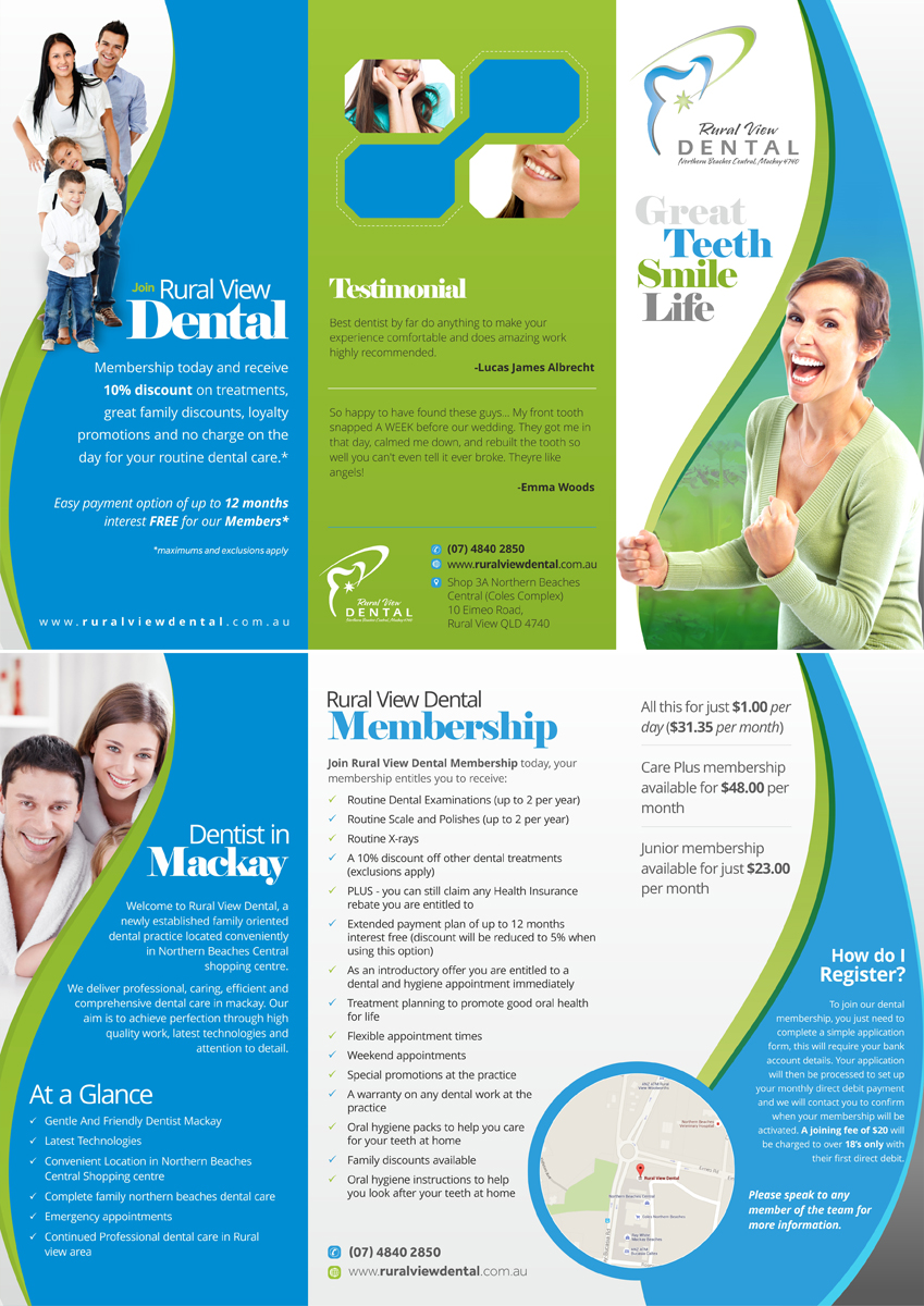 Modern, Professional Flyer Design for Nagesh Meharwade by ...