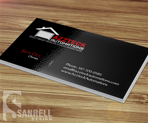 42 Business Card Designs Garage Design Project For A