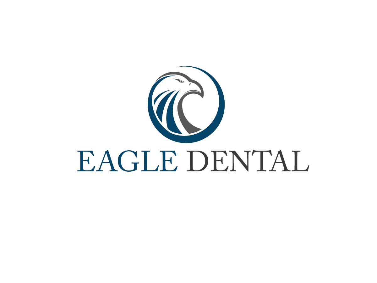 Logo Design By Saad Azam For Eagle Dental