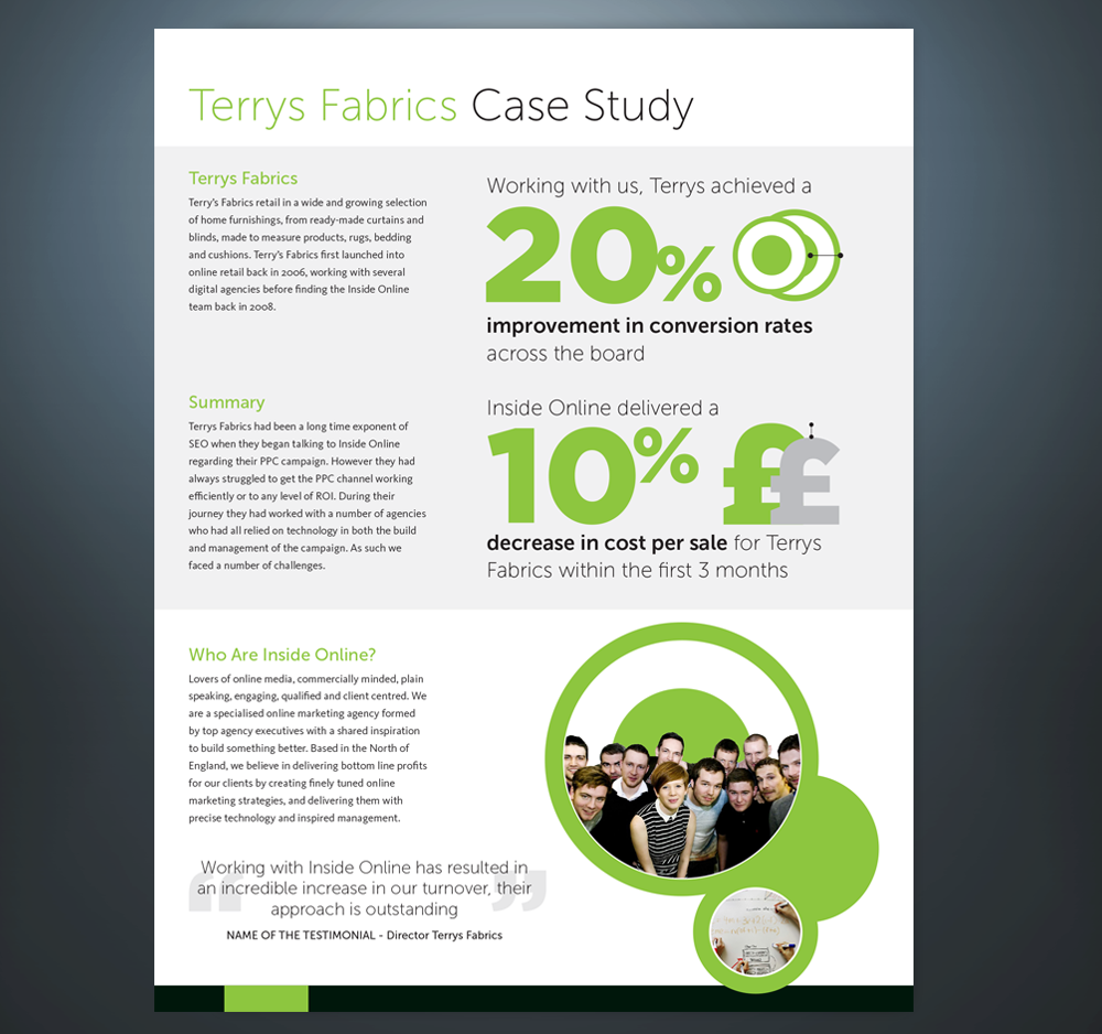 design case study The design of a study defines the study type (descriptive, correlation, semi-experimental, experimental, review, meta-analytic) and sub-type  famous case studies are for example the.