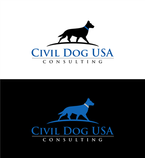 Logo Design by Dinasty - Civil Dog consulting and training