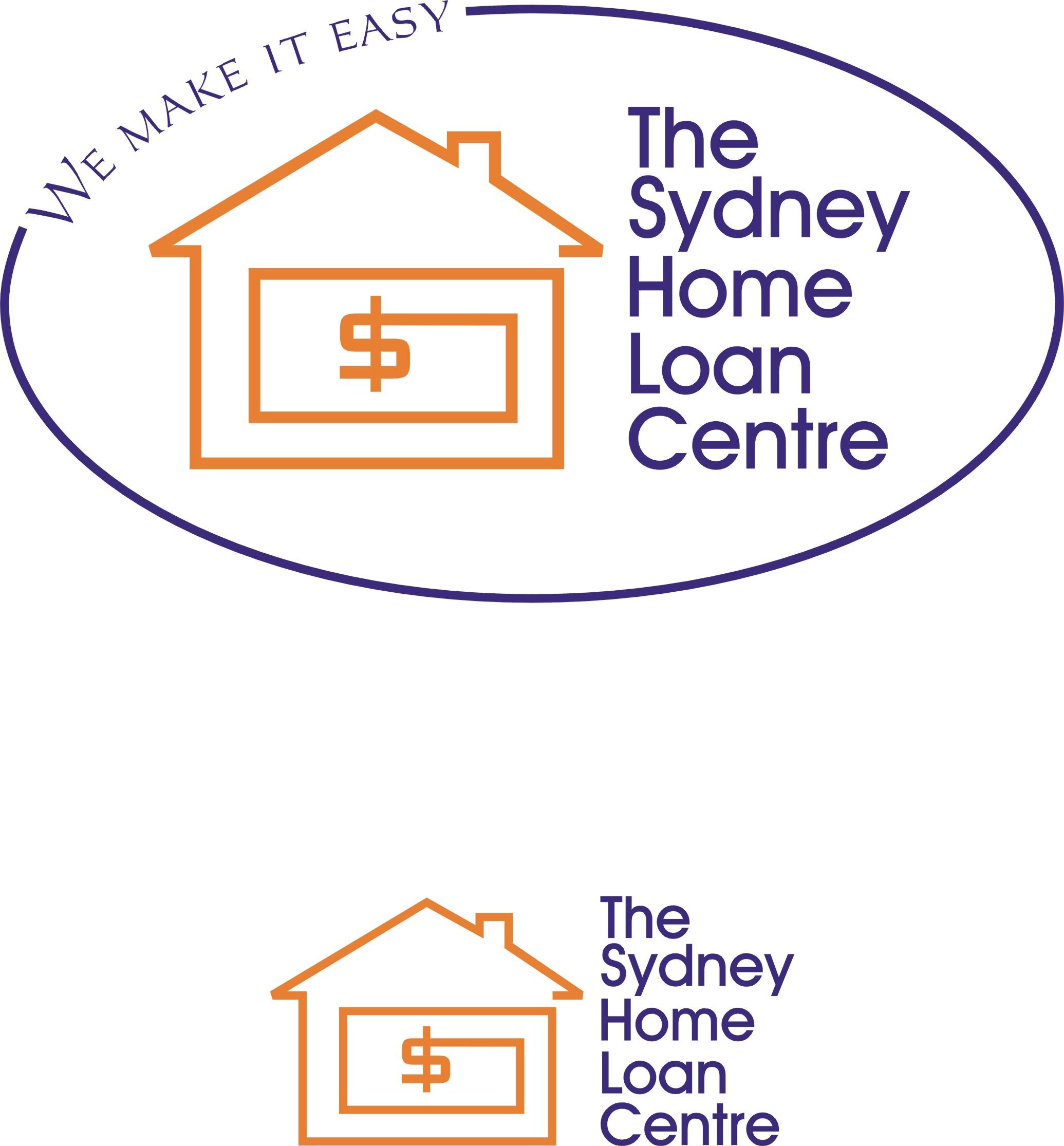 logo design by eve design for the sydney home loan centre | design #9737