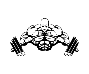 Logo Design 6277441 Submitted To For Bodybuilding Gym In The