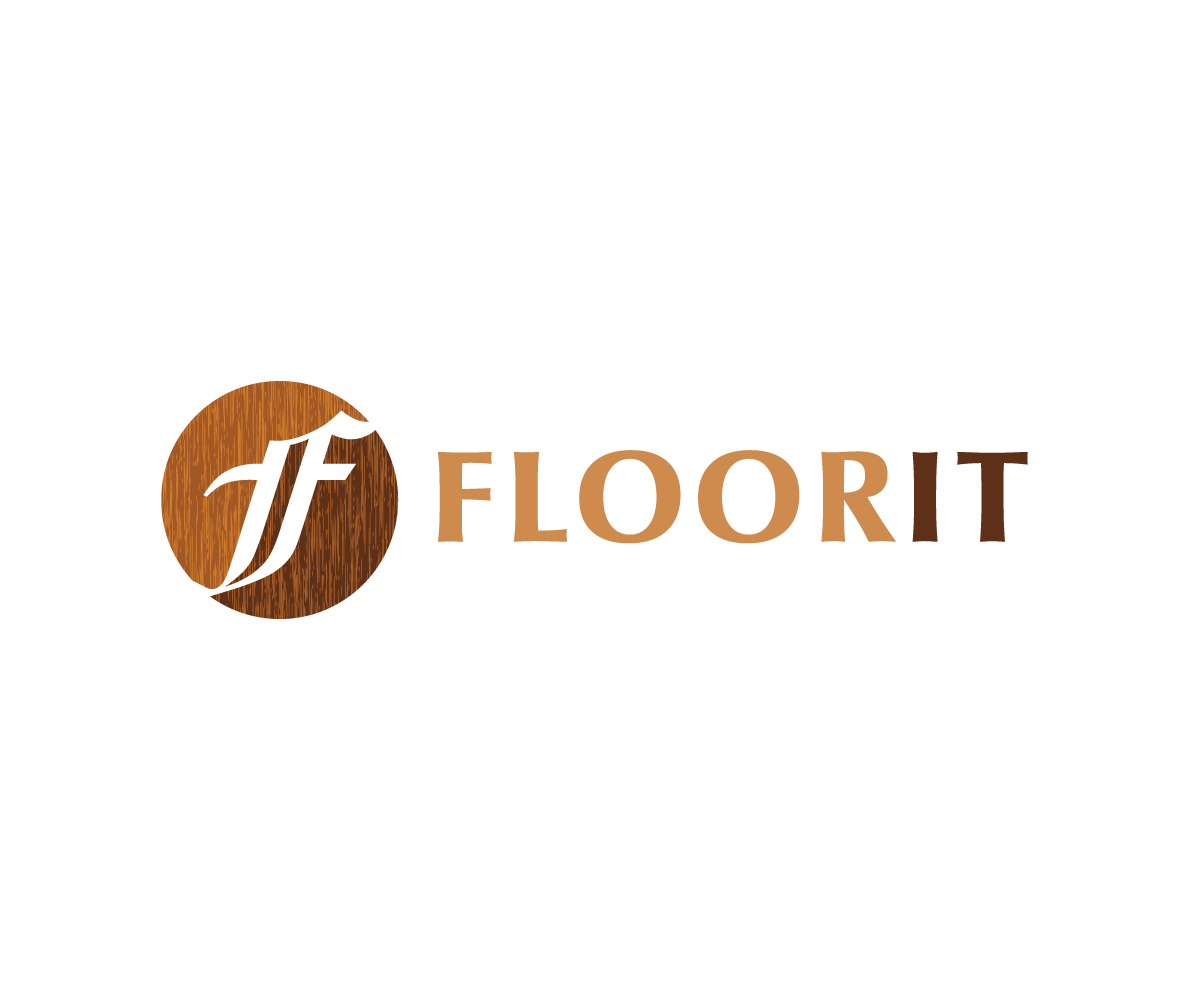 77 professional flooring logo designs for floor it a for Floor and decor logo