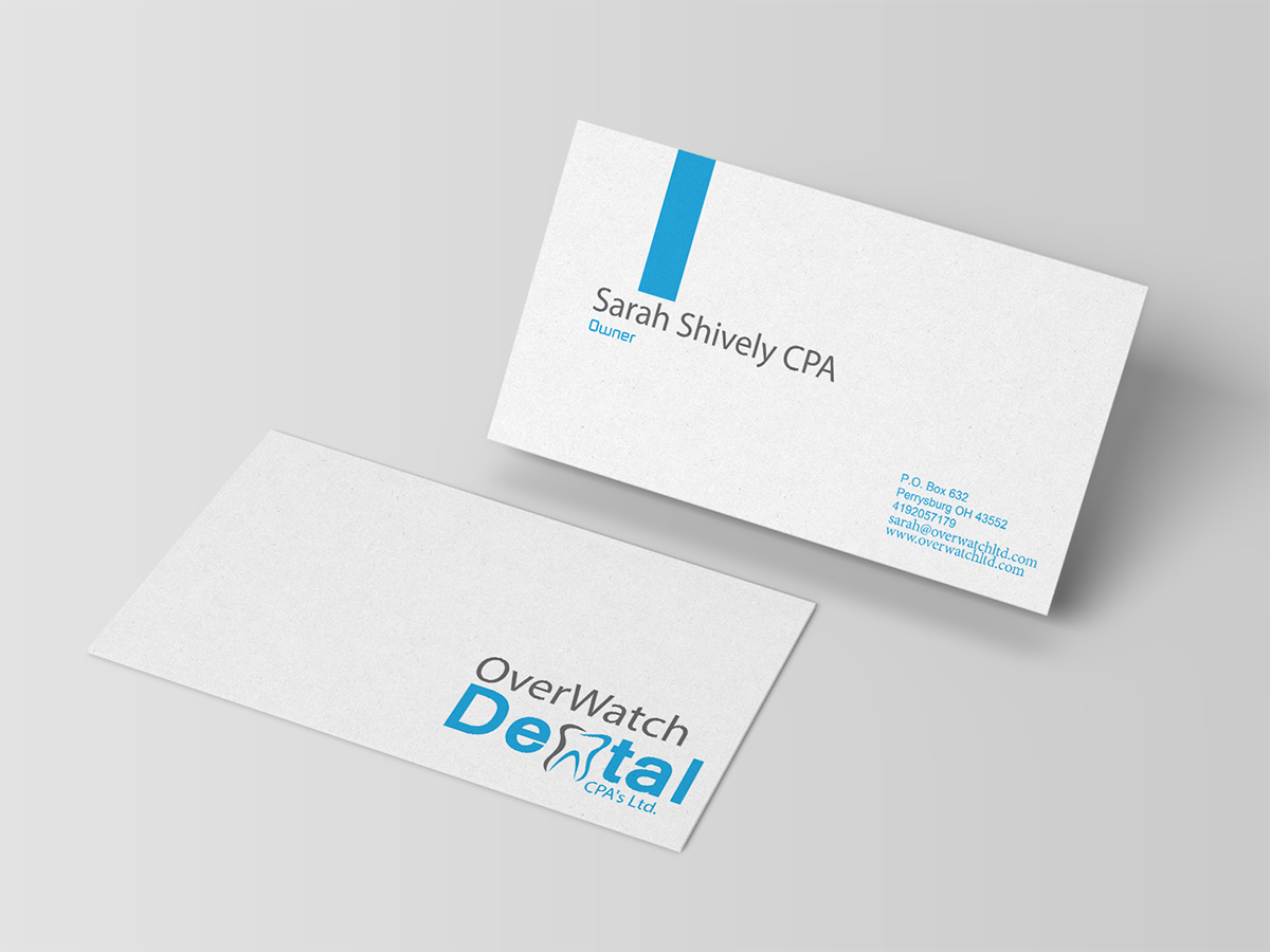 Elegant, Playful, Accounting Business Card Design for USA Chemical ...
