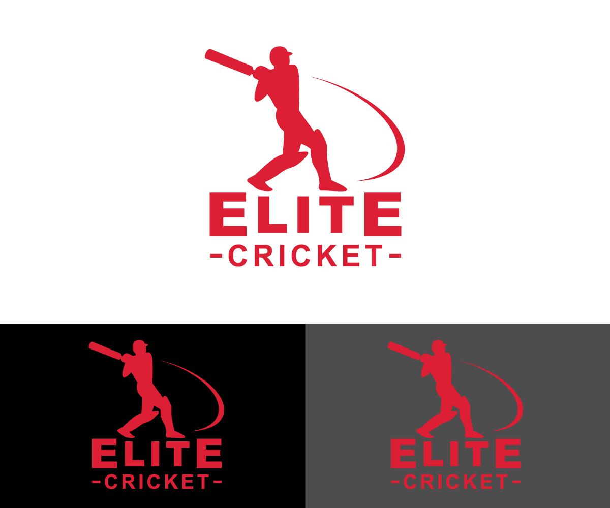 Bold modern business logo design for elite cricket by for Elite design