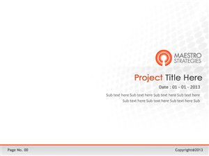 PowerPoint Design by Best Design Hub - PowerPoint Template Design Project