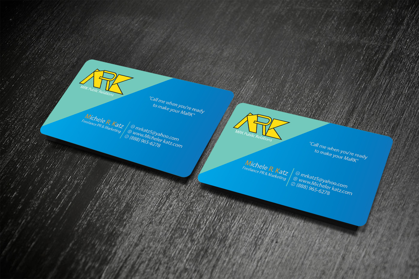 Elegant, Playful, Marketing Business Card Design for a Company by ...