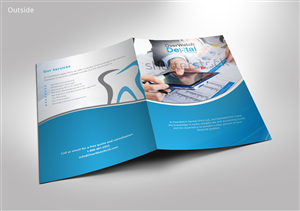 Brochure Design by Eggo May P - Accounting firm for Dentists needs a brochure