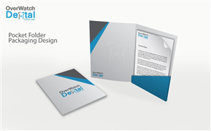 Packaging Design by ilikeshawn - Presentation Folder Design - (Pocket Folder)