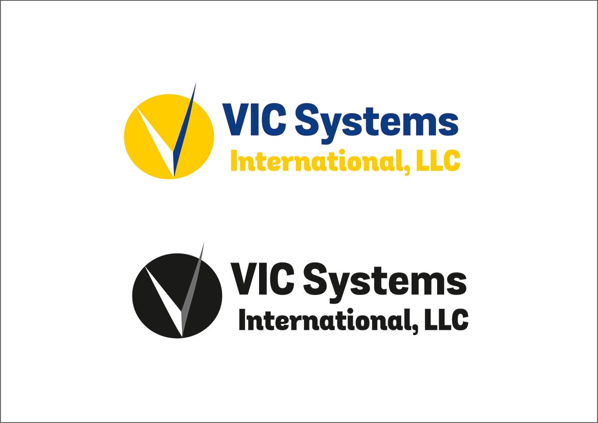M nnlich ernst logo design f r vic systems international for Hispano international decor llc