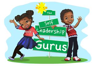 Illustration Design by retrosquid - illustration for children Leadership experts