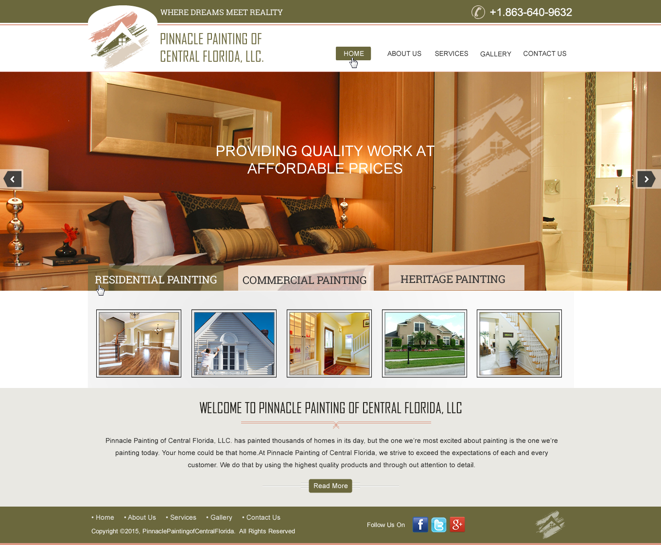 L gant amusant apartment web design for pinnacle for Apartment web design