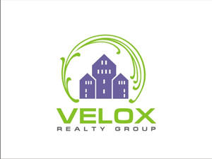 Logo Design job – Velox Realty Group – Winning design by subhadip
