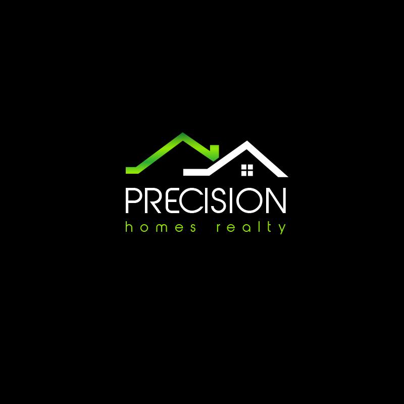 Logo Design By Alchemist For Precision Homes Logo   Design #1685823