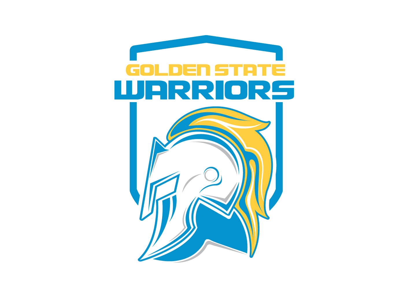 Bold, Playful Logo Design for Golden State Warriors by