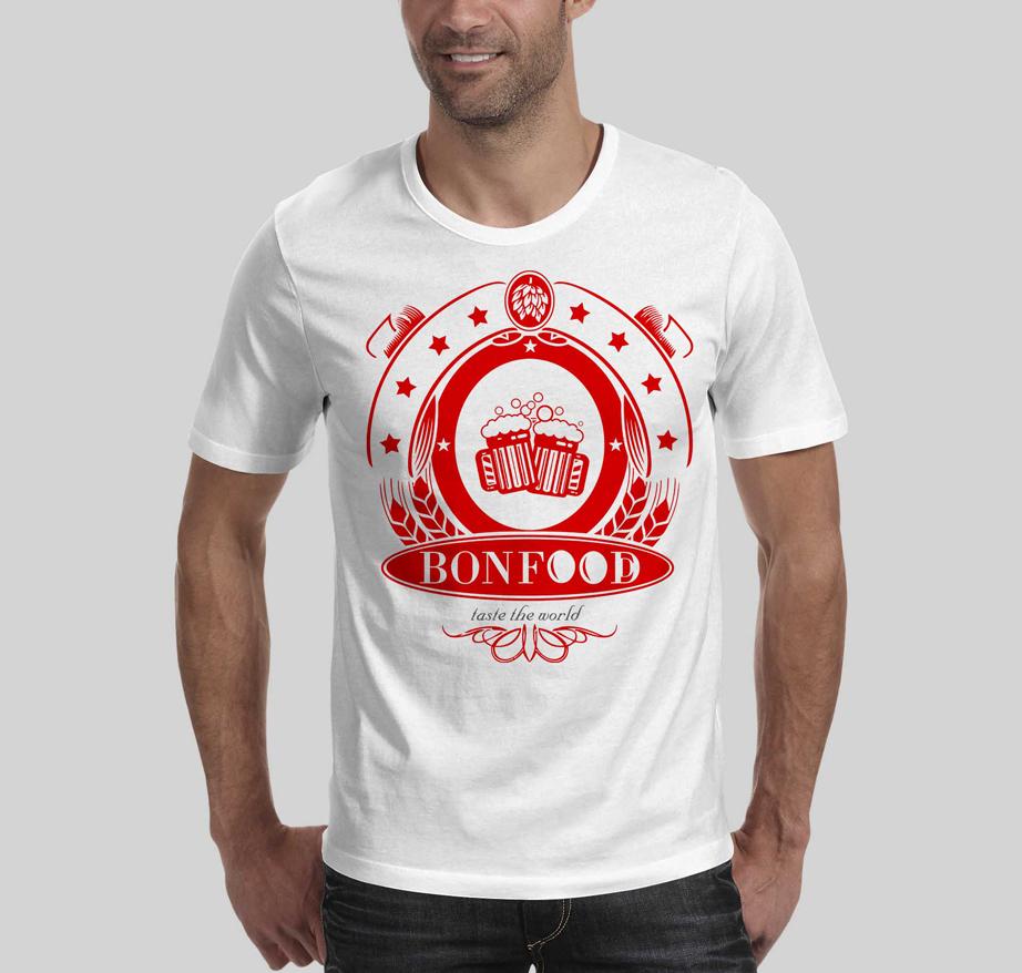 39 modern playful restaurant t shirt designs for a for Restaurant t shirt ideas