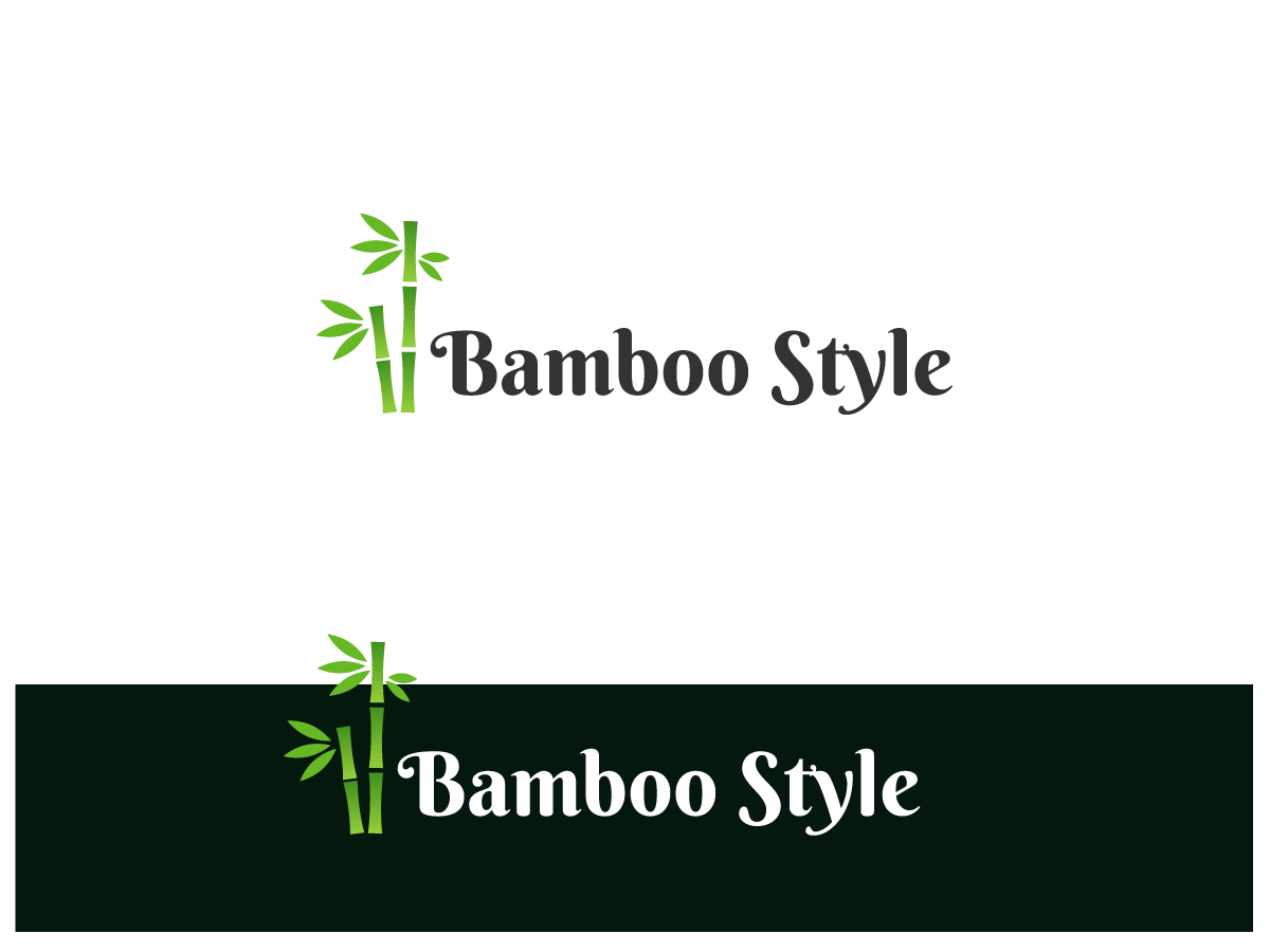 Playful Personable Printing Logo Design For Bamboo Style