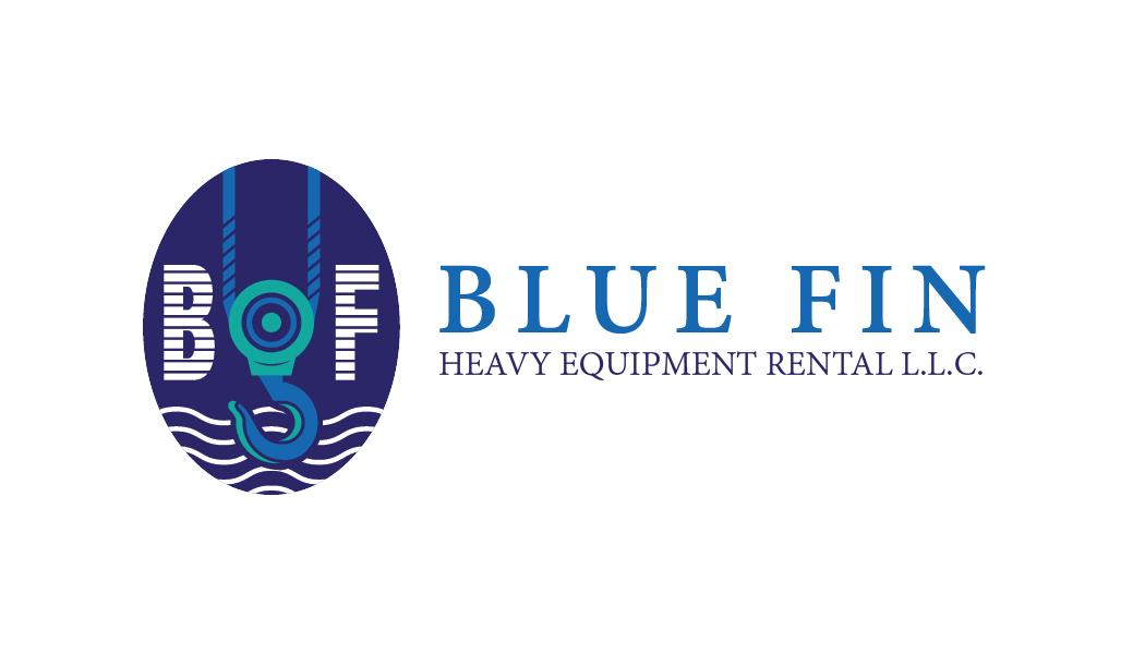 Feminine, Upmarket, It Company Logo Design for Blue Fin