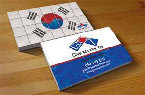 11 Elegant Playful Business Card Designs for a business in Australia