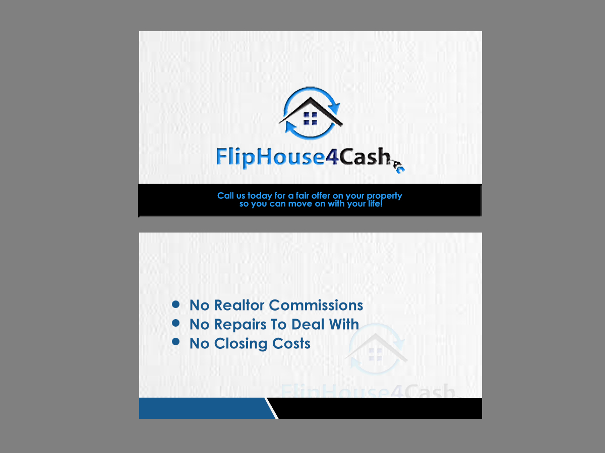 Real Estate Investing Business Cards Choice Image - Card Design And ...