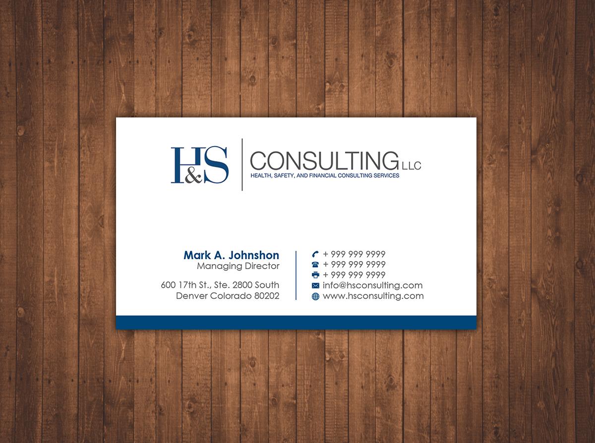 64 Modern Business Card Designs | Financial Business Card Design ...
