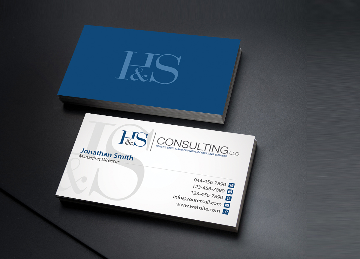 Modern professional financial business card design for a company business card design by creations box 2015 for this project design 6290376 colourmoves