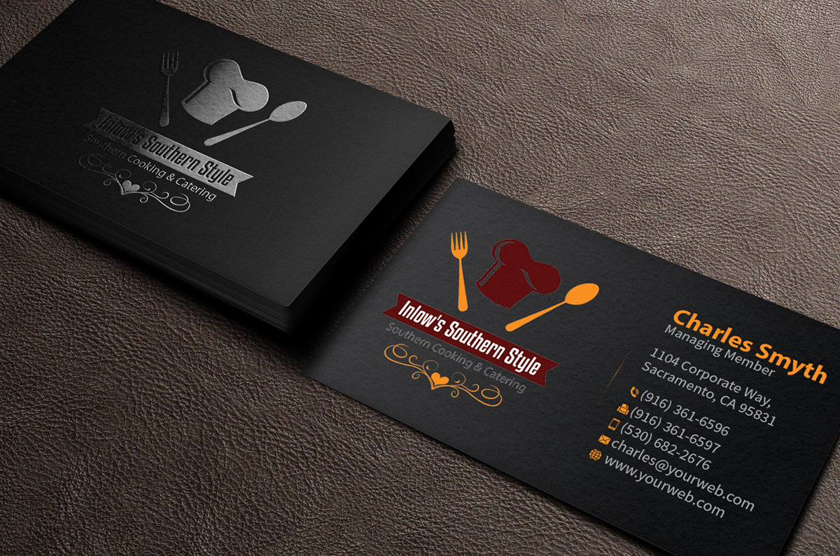 Business Card Design By MediaProductionArt For This Project