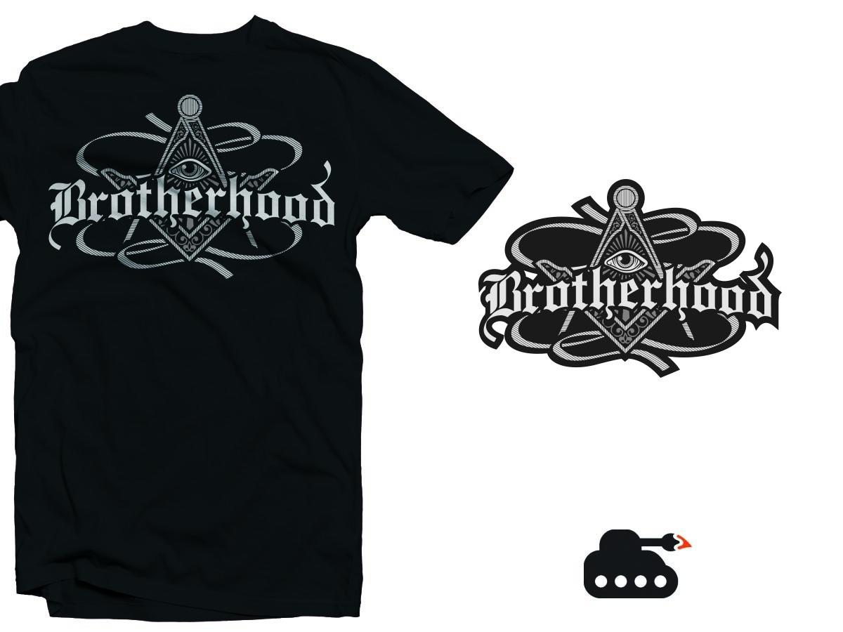 Masculine bold business t shirt design for a company by for Business t shirt design