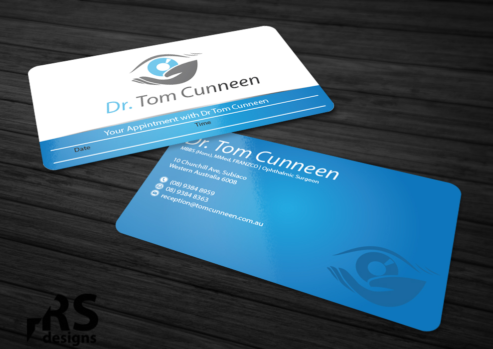 Business Card Design By Rs Designs For Logo Cards And Letterhead My
