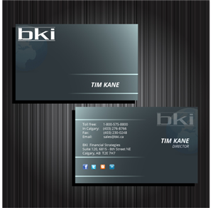 Business business card design for a company by darina stoianova business card design by susi007 for this project design 342352 colourmoves