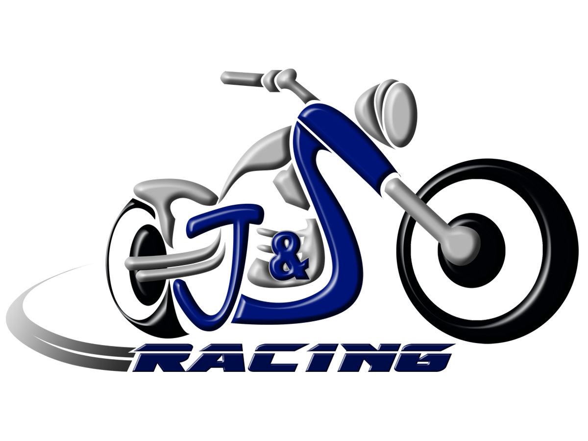 Bold Conservative Shop Logo Design For J S Racing By Kcprintz