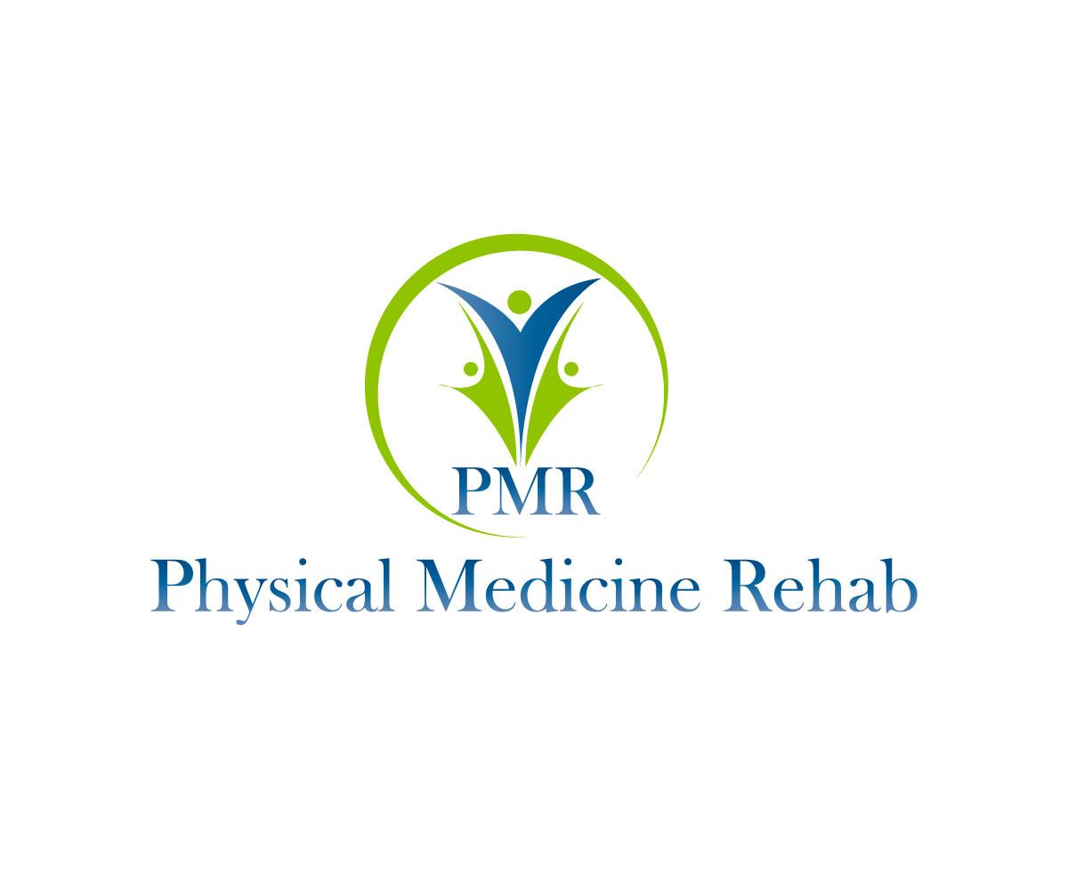 It Company Diseño de Logo for PMR Physical Medicine Rehab ...