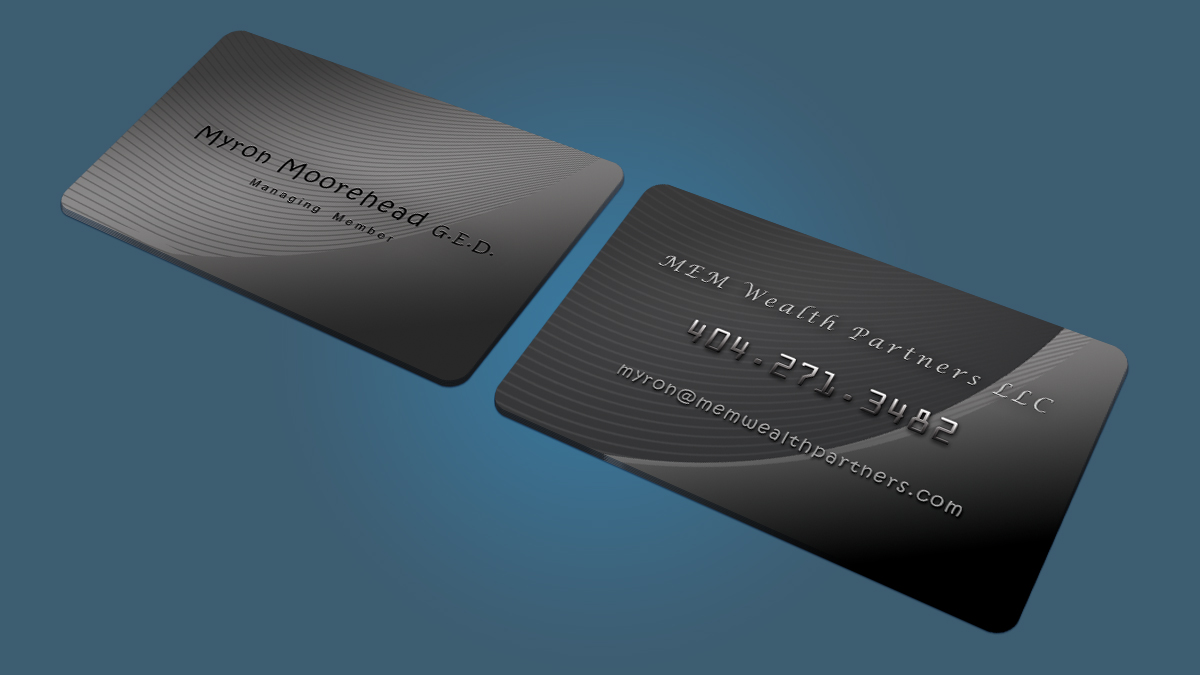 Modern, Upmarket, Financial Business Card Design for Pro Care ...