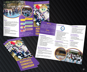 Brochure Design by  Esolbiz