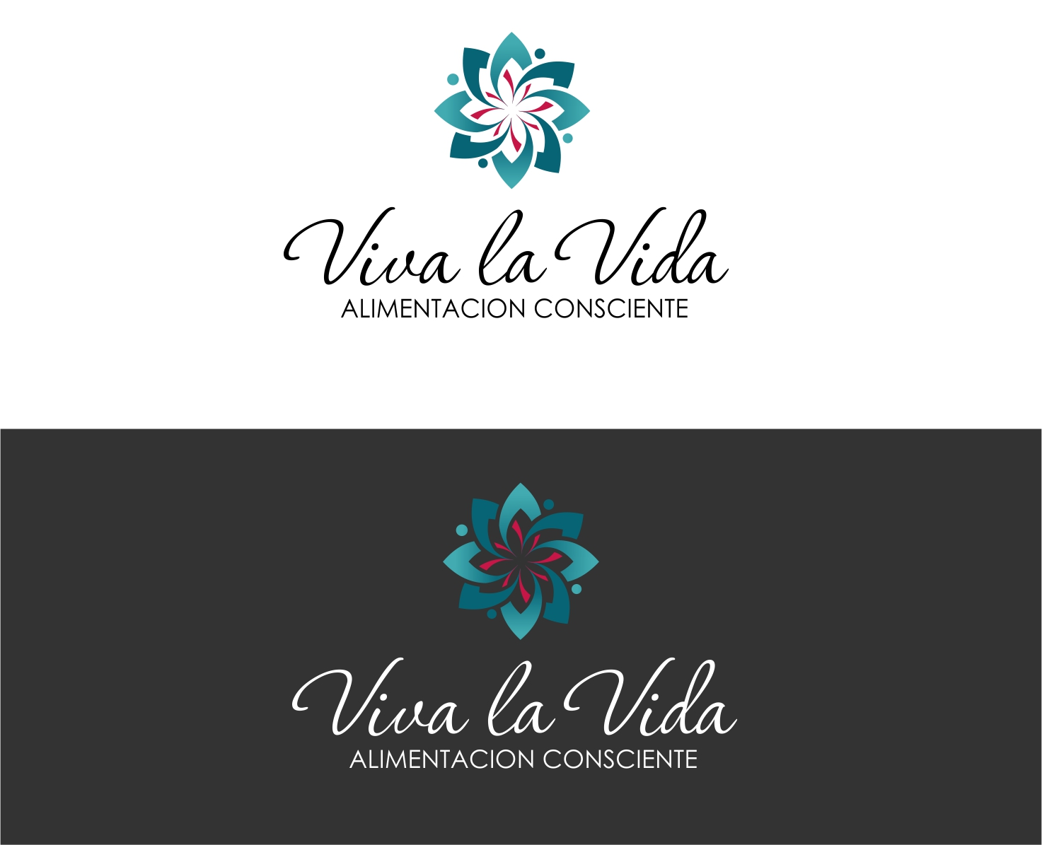 serious traditional logo design for viva la vida by andutza design 6415317. Black Bedroom Furniture Sets. Home Design Ideas