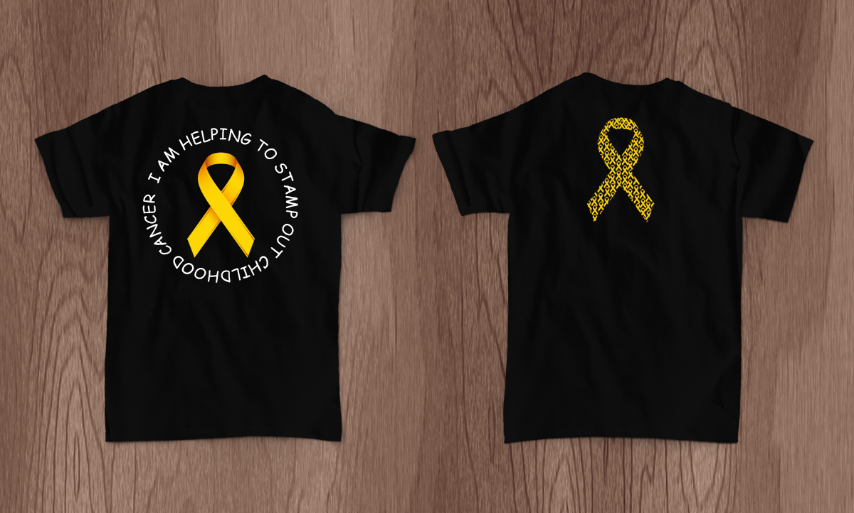 Personable Conservative Charity T Shirt Design For A