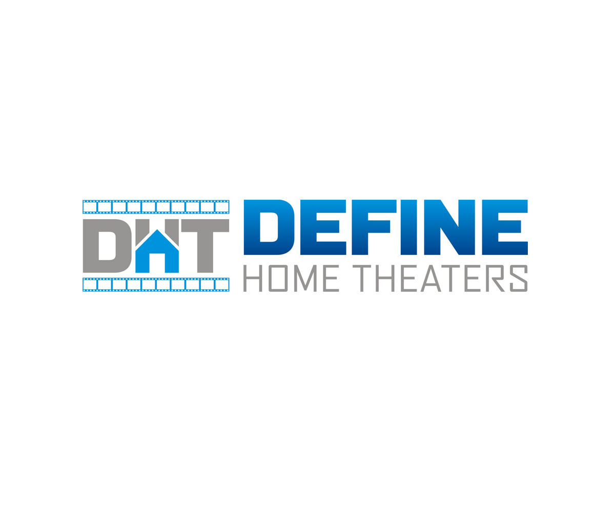 Bold modern business logo design for define home for Define household design