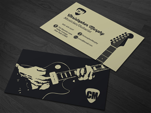 Business Card Design | 25 Business Card Designs for a business in ...