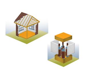 Illustration Design by radleon - Expanded Polystyrene Rebranding Image Redesign