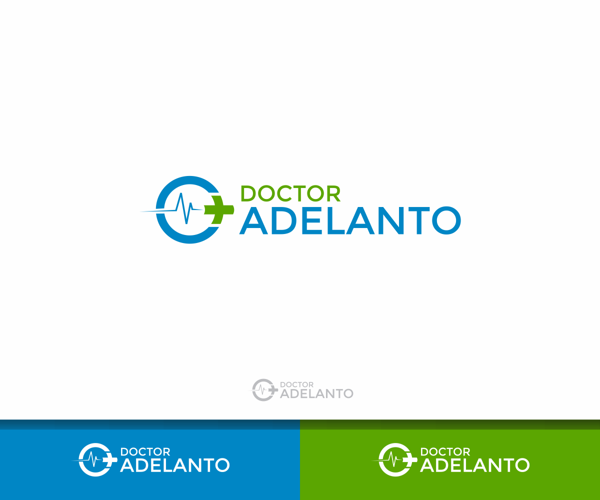 Upmarket modern logo design for jeronimo creel by for Medical product design companies