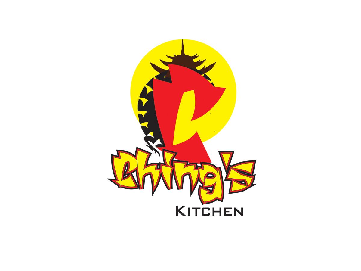 Kitchen Logo Design Ideas ~ Elegant modern restaurant logo designs for ching s