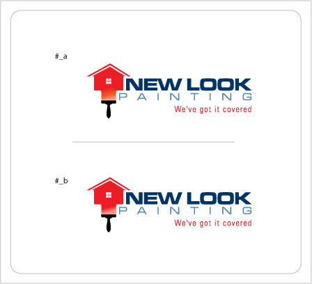 Paint Company Logos Logo For Painting Company