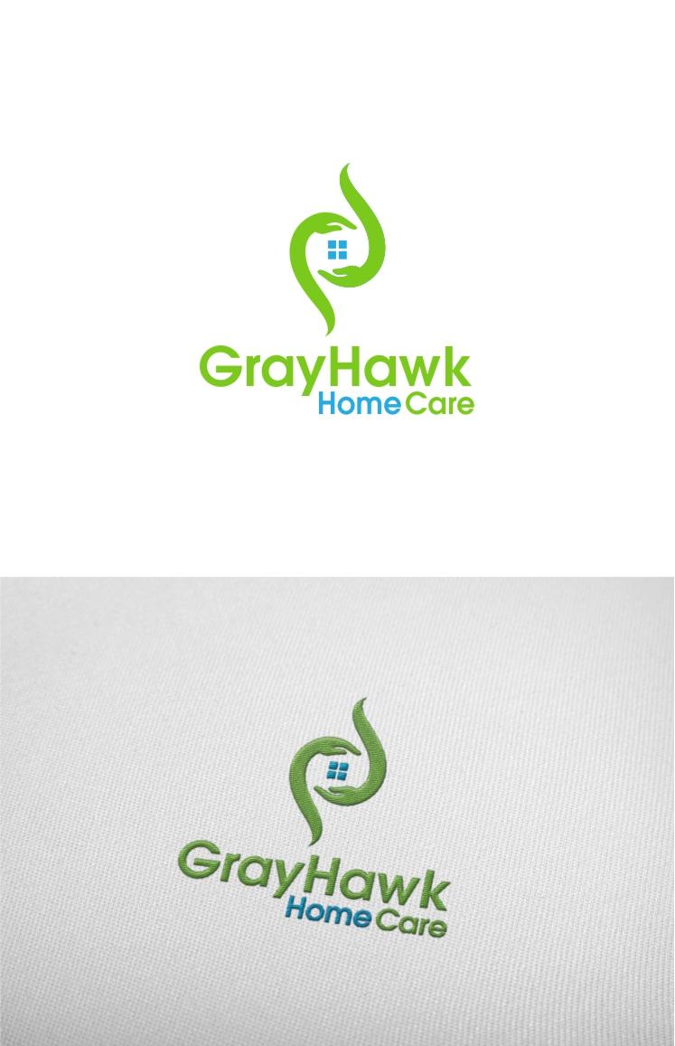 Feminine Serious Home Health Care Logo Design For Grayhawk Home Care By Color Designer
