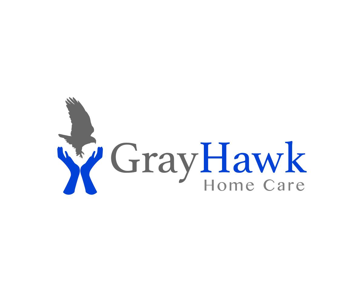 Feminine Serious Home Health Care Logo Design For Grayhawk Home Care By Jlg Studios Design