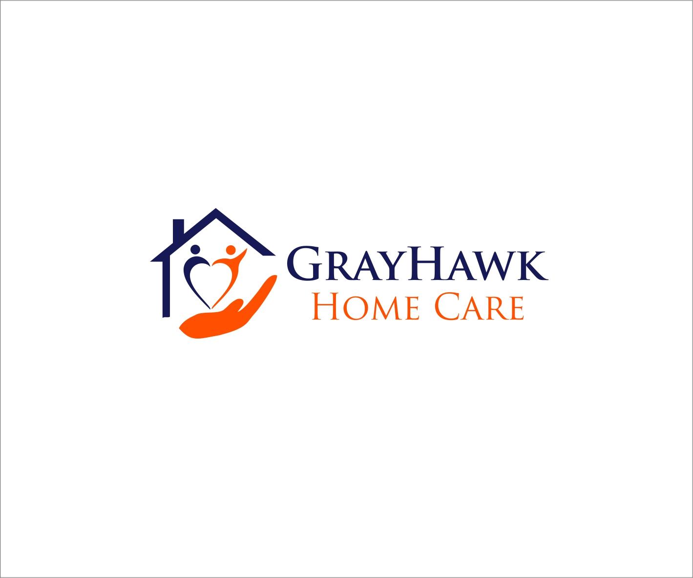 Feminine Serious Home Health Care Logo Design For Grayhawk Home Care By Andutza Design 6361819