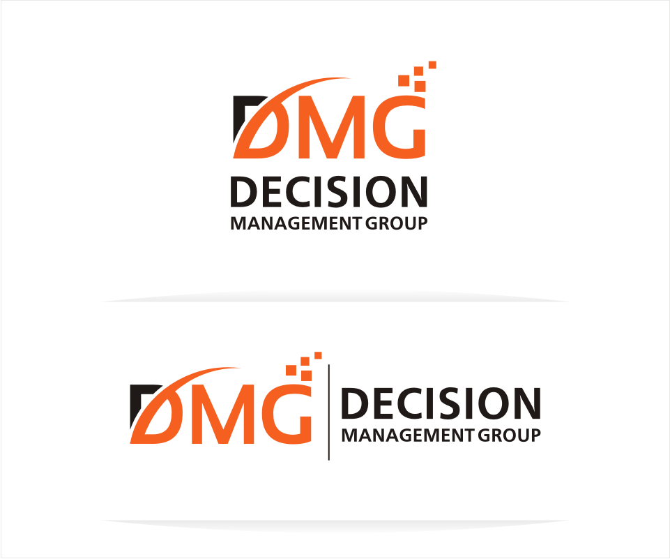 Technology Management Decisions: Feminine, Serious, Information Technology Logo Design For