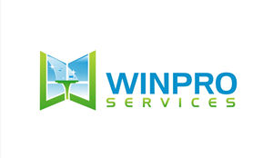 211 bold modern cleaning service logo designs for winpro for Window cleaning logo ideas
