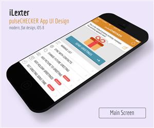 App Design by iLexter - GreetFeet Greetings Native App Design (iOS + Gr ...